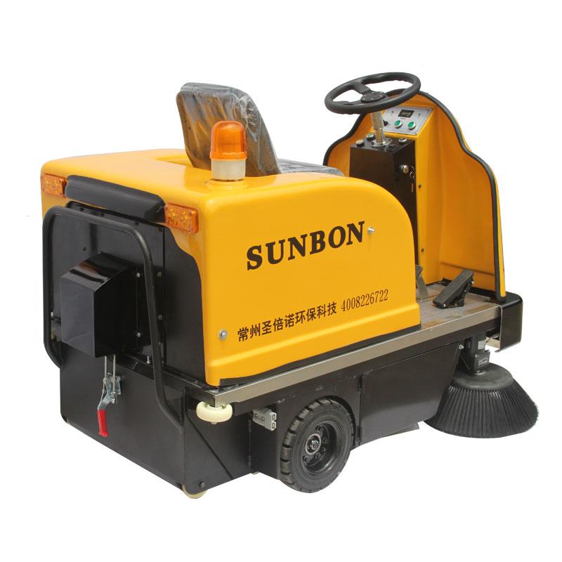 小型扫路机1400型