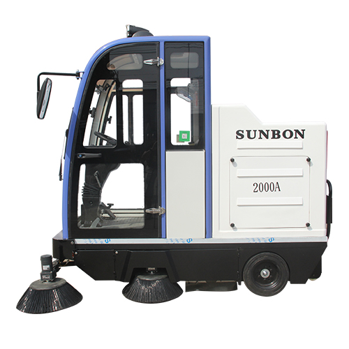 沐鸣2官方注册面对车间粉尘,应该如何选择吸尘扫地车?