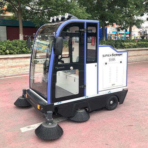 沐鸣2官方注册如何选择道路清扫车?
