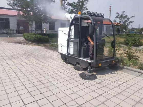 沐鸣2官方注册物业用驾驶扫地机的特征优势