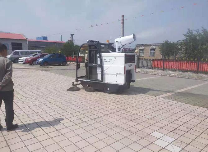沐鸣2官方注册电动扫路车受欢迎的原因