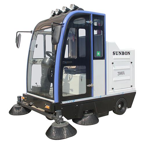 沐鸣2官方注册环卫电动扫地机清洁效果怎么样,值得购买吗?