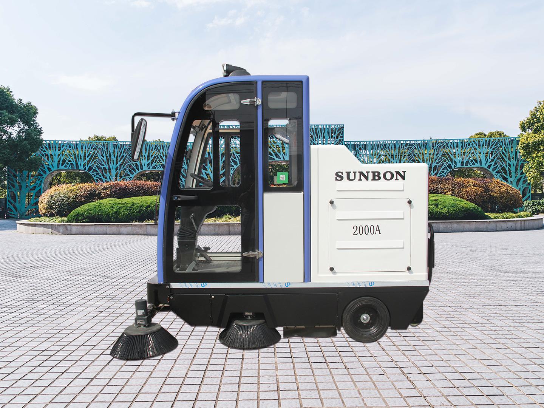 沐鸣2官方注册小区使用驾驶扫地机带来哪些变化