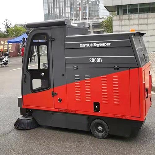 沐鸣2官方注册物业用的电动扫地车都是什么价格
