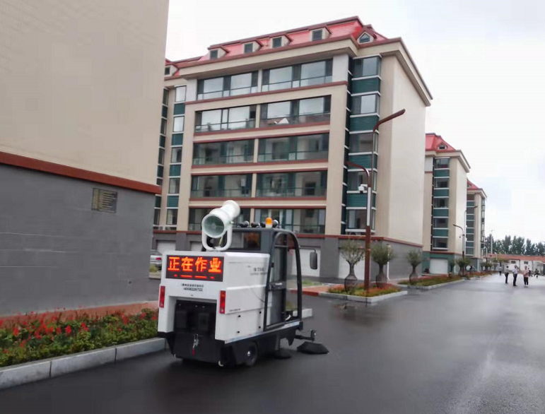 沐鸣2官方注册路面清扫车选对才是硬道理