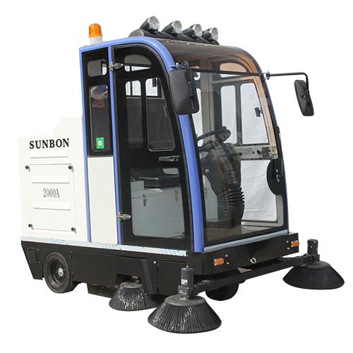 沐鸣2官方注册电动清扫车的原理和应用范围