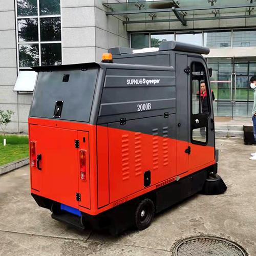 沐鸣2官方注册全封闭驾驶式电动扫地车为何会成为清洁行业发展趋势?