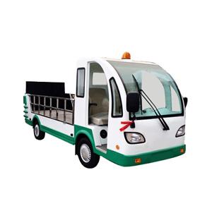 电动四轮八桶车运输车SBN-4038