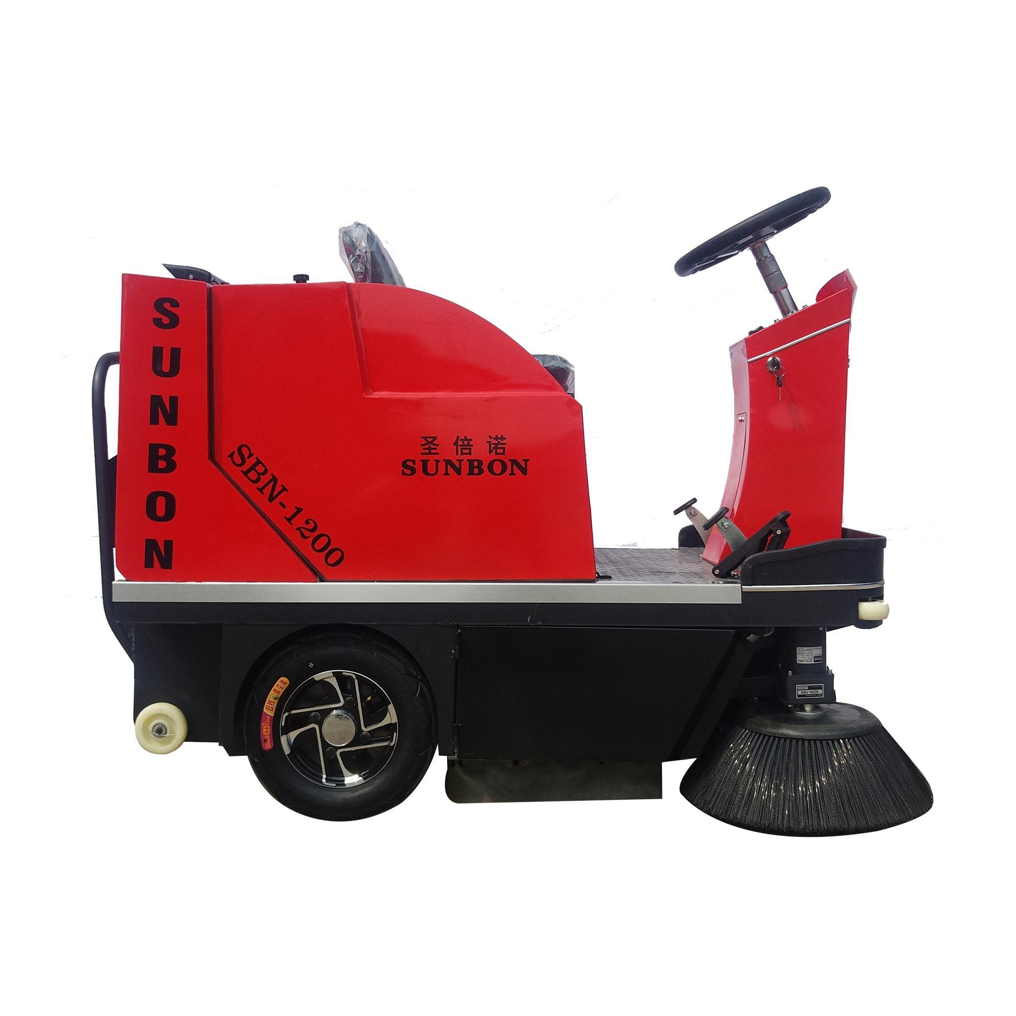 圣倍诺小型扫地车/小型清扫车/工厂扫地车/车间扫地机