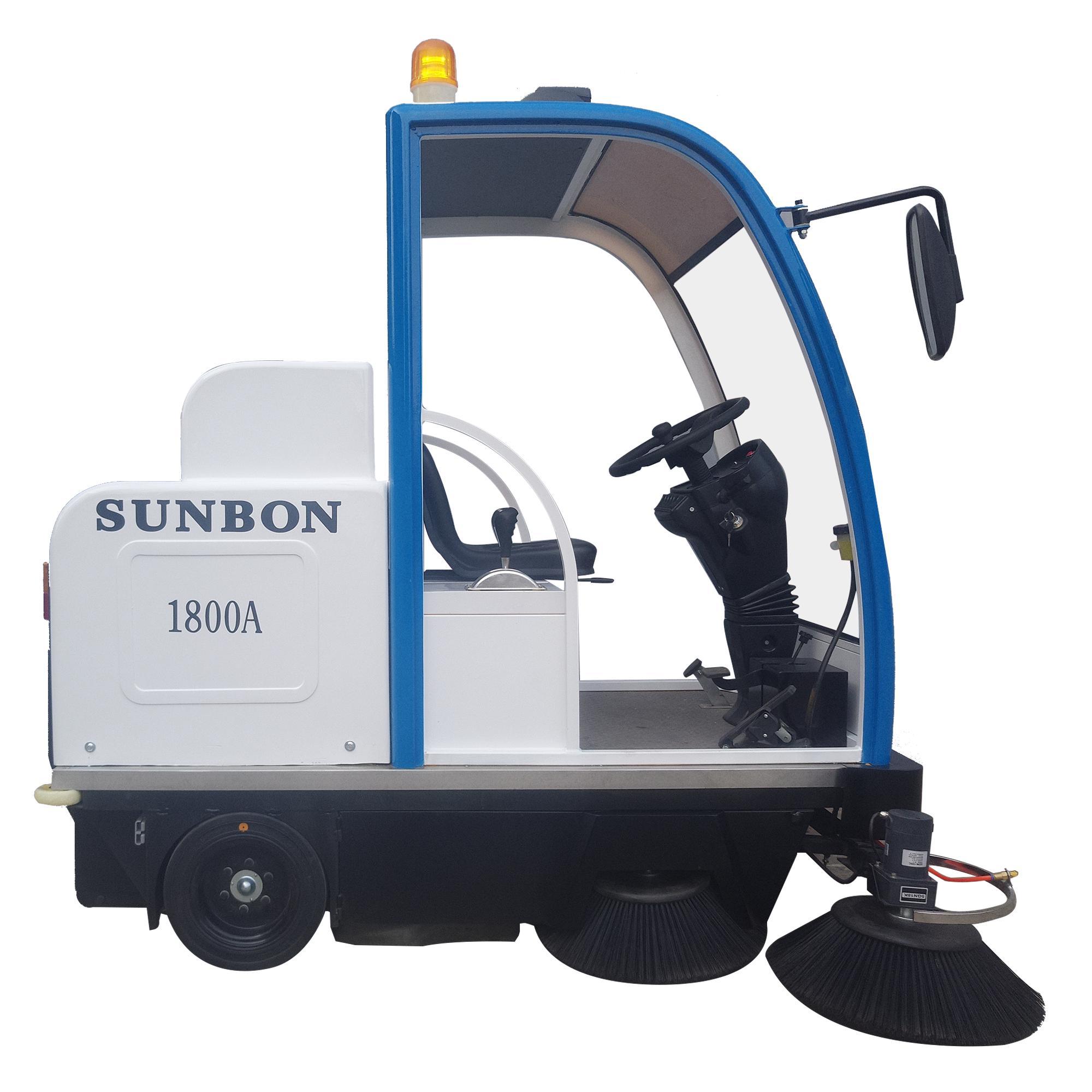 圣倍诺电动扫地机驾驶式-1800A