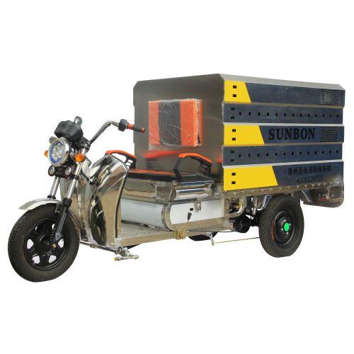 高压冲洗车SUNBON-CX100