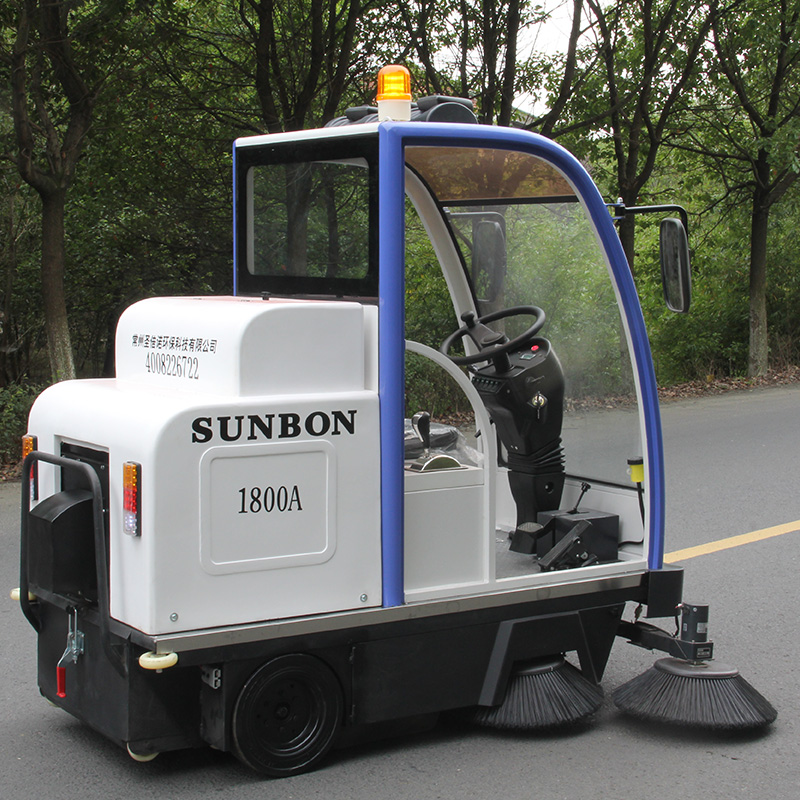 圣倍诺电动扫地机/扫地车/扫地机/车库扫地车