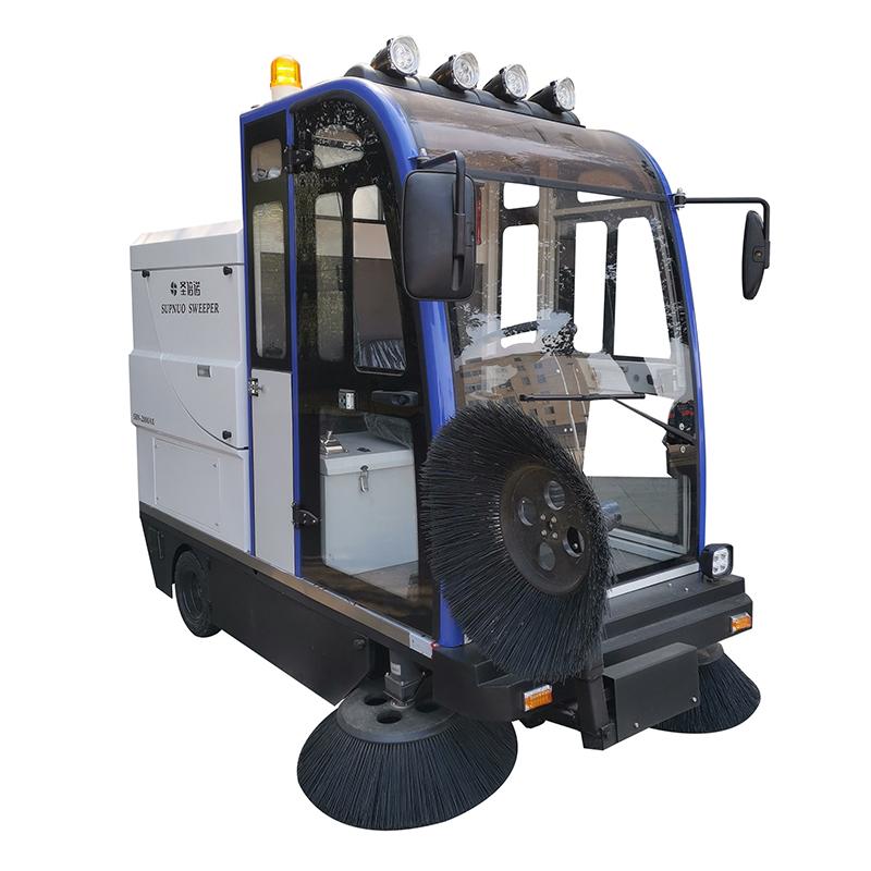 圣倍诺2000AX电动扫地机/扫地车/扫地机/车库扫地车